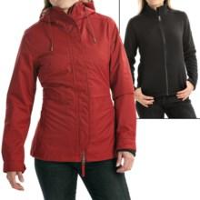 Timberland Mount Cabot 3-in-1 Rain Coat - Waterproof (For Women) in Red Dahlia - Overstock
