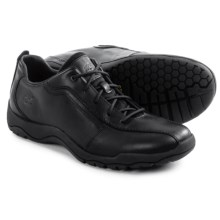 Timberland Mount Kisco Oxford Shoes - Leather (For Men) in Black - Closeouts
