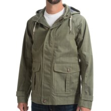 Timberland Mount Pierce Bomber Jacket - Waterproof (For Men) in Cassel Earth - Closeouts