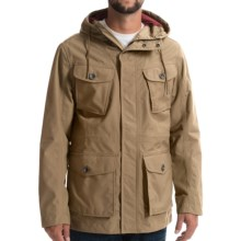 Timberland Mount Shaw Jacket - Waterproof (For Men) in British Khaki - Closeouts