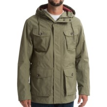 Timberland Mount Shaw Jacket - Waterproof (For Men) in Cassel Earth - Closeouts