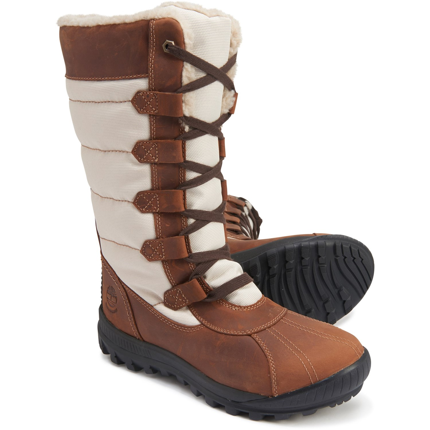 Timberland Mt. Hayes Tall Winter Boots