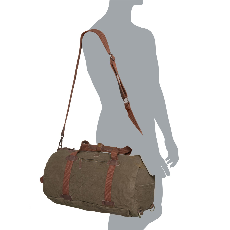 b7616fda85d Timberland Nantasket Convertible Duffel Bag (For Men) - Save 31%