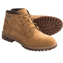Timberland Newmarket Camp Chukka Boots - Nubuck (For Men) in Wheat - 2nds
