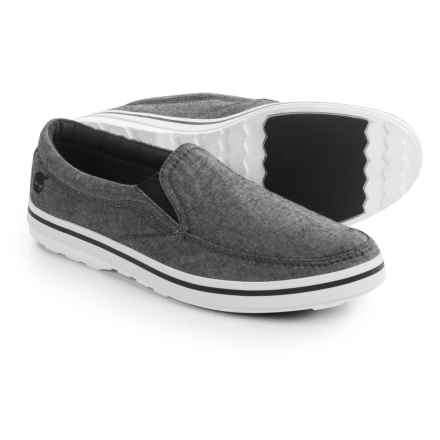 Timberland North End Cruiser Shoes - Slip-Ons (For Men) in Grey - Closeouts