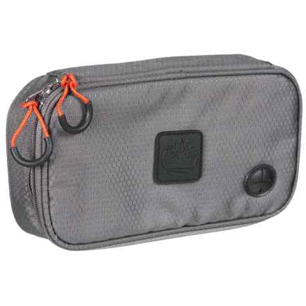 Timberland Nylon Cord Organizer Case in Grey - Closeouts