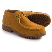 Timberland Oakwell Chukka Boots - Nubuck (For Men) in Wheat - Closeouts
