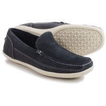 Timberland Odelay Venetian Loafers - Leather (For Men) in Navy - Closeouts