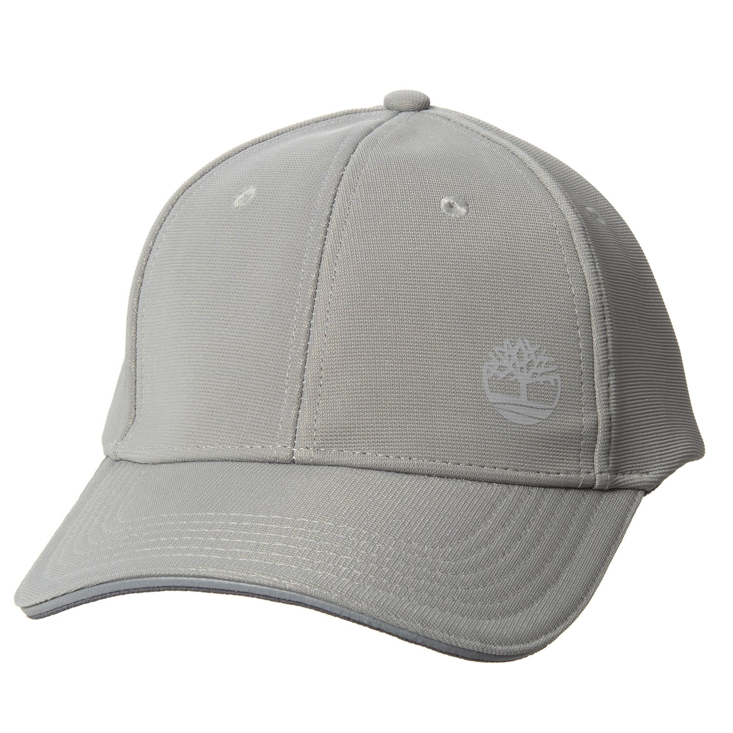 5acc2dc7 Timberland Ottoma Stretch Baseball Cap with Reflective Logo (For Men) in  Grey ...