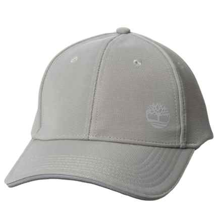 fe25c270c6168 Timberland Ottoma Stretch Baseball Cap with Reflective Logo (For Men) in  Grey - Closeouts