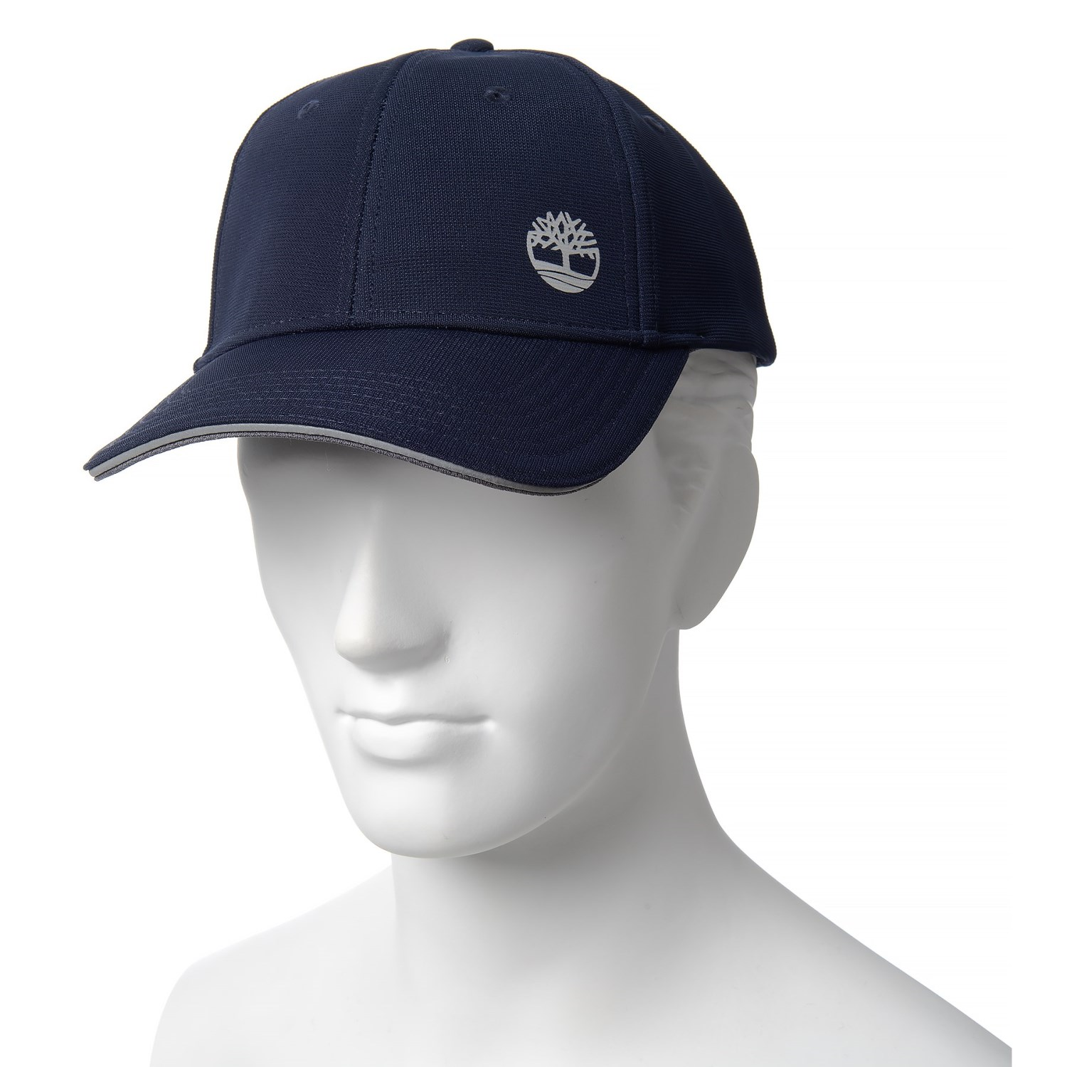 919c2118 Timberland Ottoma Stretch Baseball Cap with Reflective Logo (For Men ...