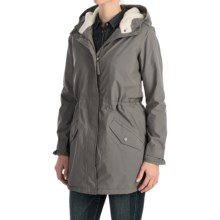 Timberland Pine Mountain Parka - Waterproof (For Women) in Tornado - Overstock