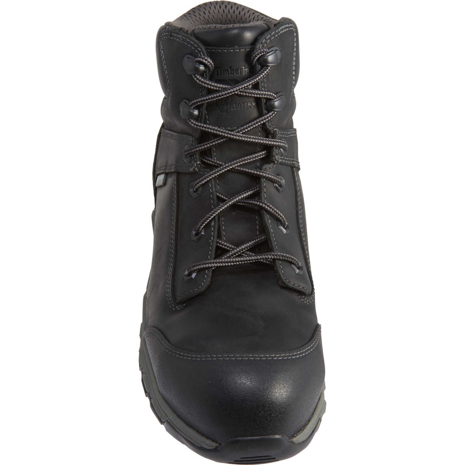 "Timberland Pro 6"" Hypercharge Work Boots Waterproof, Composite Safety Toe, Leather (For Men)"