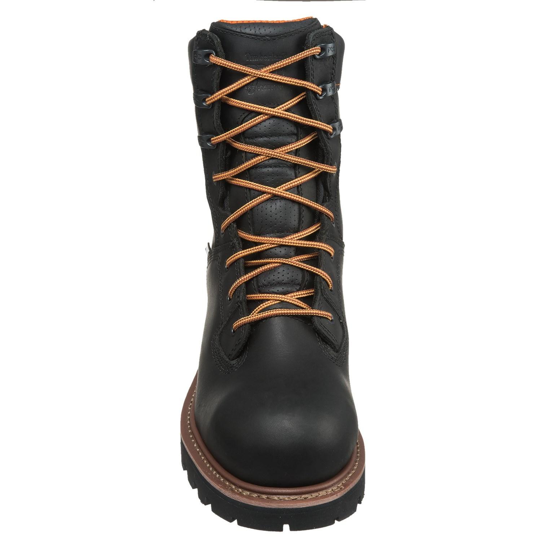 "Timberland PRO 8"" Crosscut Soft Toe Work Boots - Waterproof (For Men) 5dc66fd1e656"