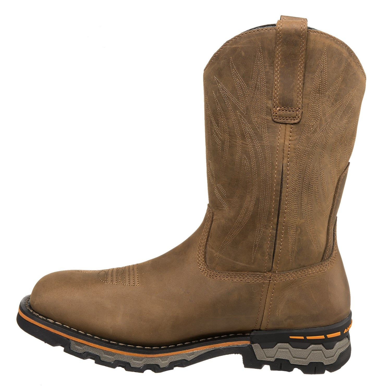 3068cf17b5f Timberland PRO AG Boss Soft Toe Work Boots - Waterproof, Square Toe (For  Men)