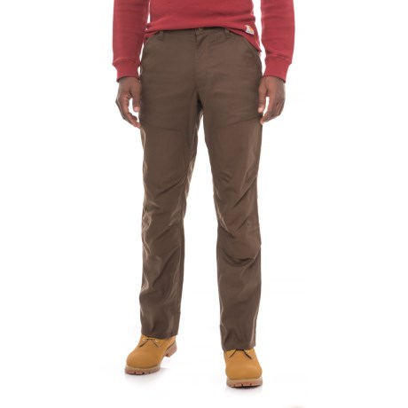 Timberland PRO Gridflex Canvas Work Pants (For Men) in Dark Brown