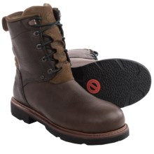 Timberland Pro Palisade Welding Work Boots - Steel Toe (For Men) in Brown - Closeouts
