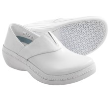 Timberland PRO® Renova Professional Saddle Shoes - Slip-Ons (For Women) in White - Closeouts
