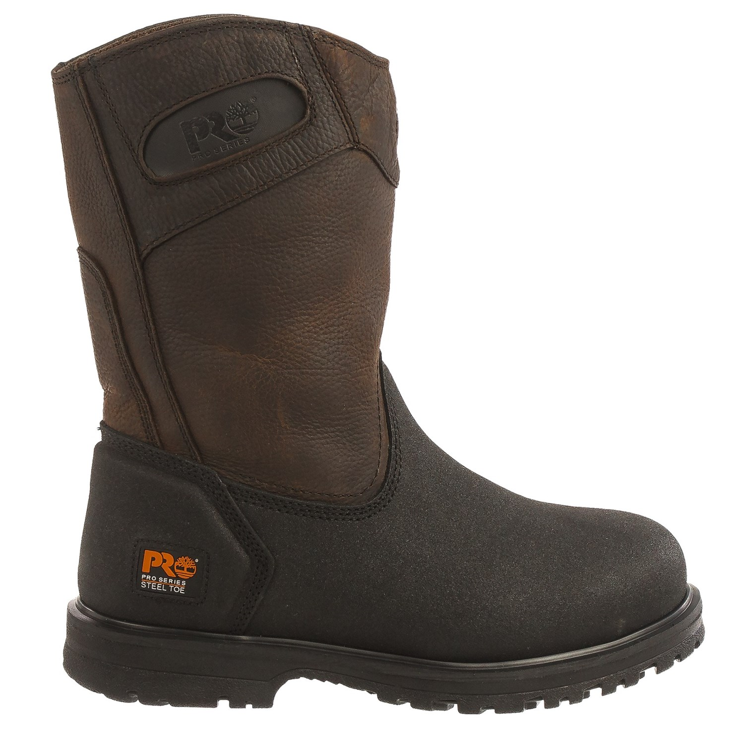 Timberland Pro Series Powerwelt Wellington Work Boots For