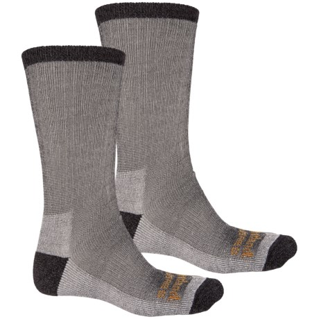 Timberland PRO® Socks - 2-Pack, Merino Wool, Crew (For Men)