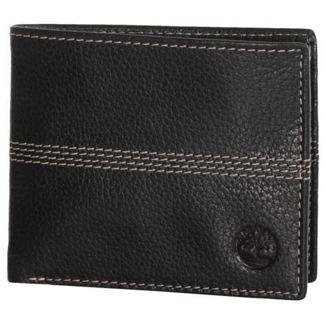Timberland Quad Sportz Bifold Wallet