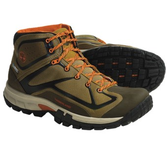 Timberland Radler Trail Mid Lite Hiking Boots (For Men) in Green