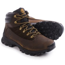 Timberland Rangeley Mid Leather Boots (For Men) in Brown - Closeouts