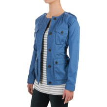 Timberland Reddington Jacket (For Women) in Dutch Blue - Closeouts