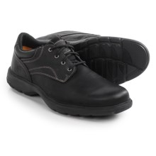 Timberland Richmont OrthoLite® Oxford Shoes - Leather (For Men) in Black - Closeouts