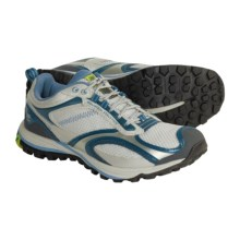 Timberland Route Racer Cross Training Shoes (For Women) in Grey / Blue - Closeouts