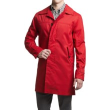 Timberland Rugged Mac Jacket - Waterproof (For Men) in Samba - Closeouts