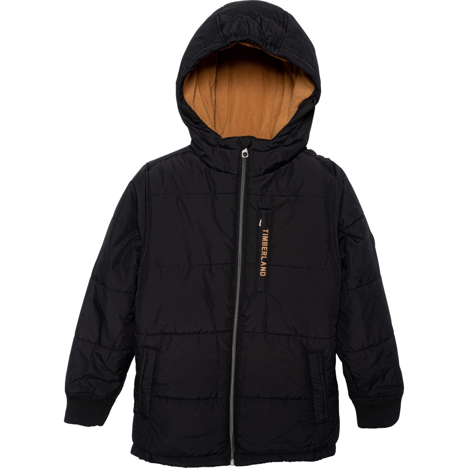 Timberland Saco Heavyweight Puffer Ski Jacket (For Big Boys