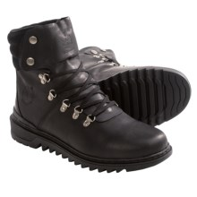 Timberland Shelbourne High Boots - Waterproof, 2nds (For Men) in Black - 2nds