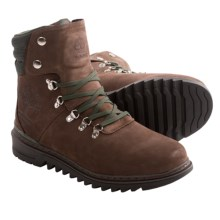 Timberland Shelbourne High Boots - Waterproof, 2nds (For Men) in Brown/Green - 2nds