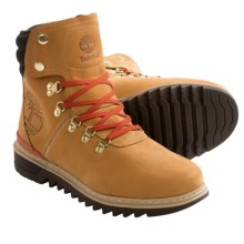 Timberland Shelbourne High Boots - Waterproof, 2nds (For Men) in Wheat/Orange - 2nds