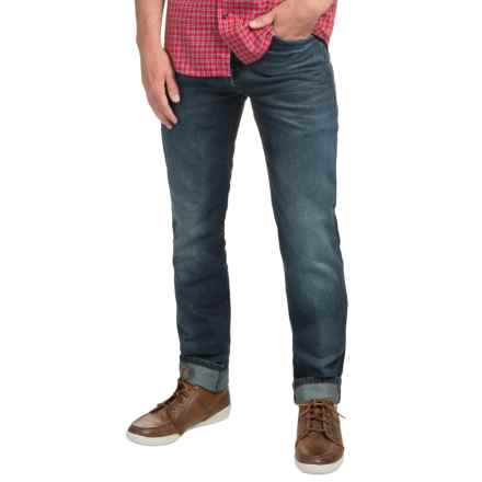 Timberland Squam Lake Cordura® Denim Jeans (For Men) in Deep Rough - Closeouts