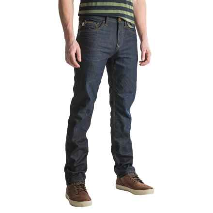 Timberland Squam Lake Denim Pants - Organic Cotton, Straight Fit (For Men) in Worn In Rinse - Closeouts