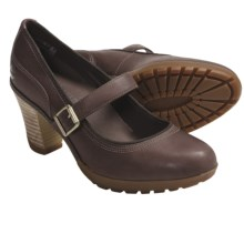 Timberland Stratham Heights Shoes - Mary Janes (For Women) in Dark Brown - Closeouts