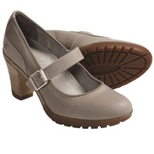 Timberland Stratham Heights Shoes - Mary Janes (For Women) in Grey - Closeouts