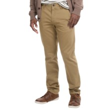 Timberland Thompson Lake Chino Pants (For Men) in British Khaki - Closeouts