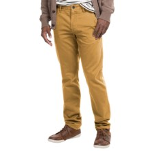 Timberland Thompson Lake Chino Pants (For Men) in Medal Bronze - Closeouts
