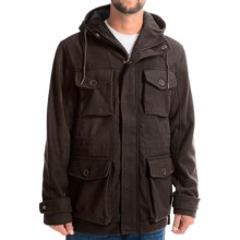 Timberland Traveler Mountain Field Jacket (For Men) in Cocoa - Closeouts