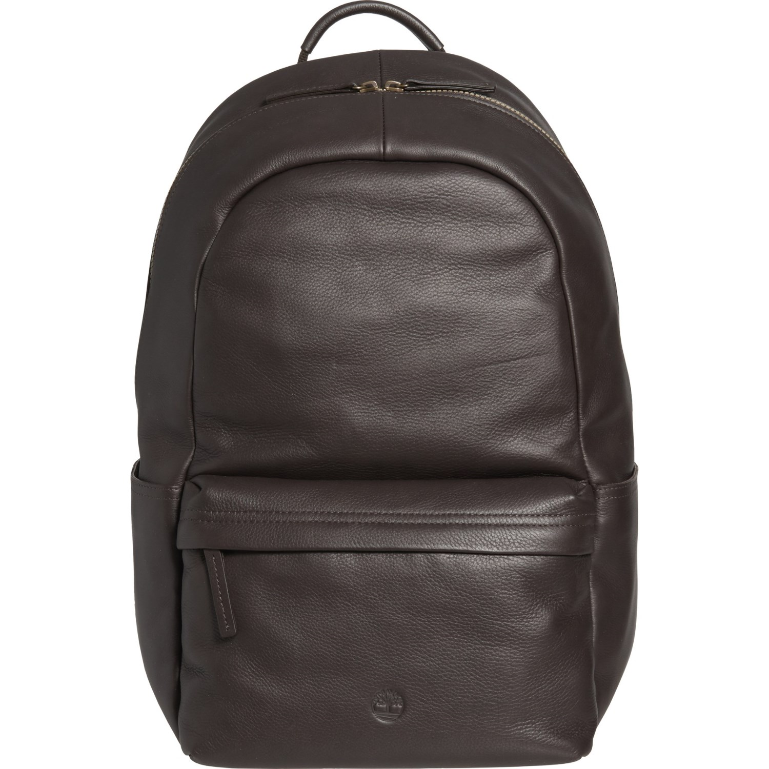 aa46a1521b Timberland Tuckerman Leather Laptop Backpack (For Men) in Dark Brown ...
