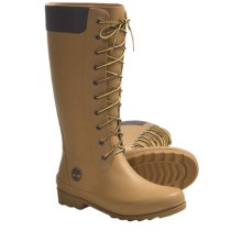 "Timberland Welfleet Wellington Rain Boots - Waterproof, 14"" (For Women) in Wheat - Closeouts"