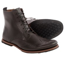 Timberland Wodehouse Wingtip Boots - Leather (For Men) in Eiffel Tower - Closeouts