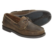 Timberland Youngstown Boat Shoes (For Men) in Brown Oiled - 2nds