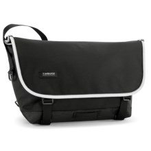 Timbuk2 ArtCrank Artist B Messenger Bag in Artcrank Black-Liner - Closeouts