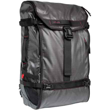 Timbuk2 Aviator Travel Backpack - Medium in Carbon/Fire - Closeouts