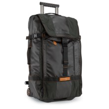 Timbuk2 Aviator Wheeled Backpack - Large in Carbon/Carbon - Closeouts