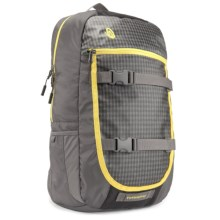 Timbuk2 Bender Backpack - Medium in Indie Plaid/Reso Yellow - Closeouts